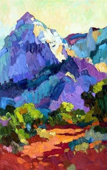 New Landscape Mountain Painting Colour 67 Ideas Painting Landscape Canvas Painting Mountain Artwork Mountain Paintings