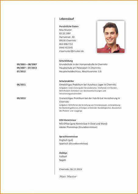 Beispiele Deckblatt Bewerbung Vorlagen 2019 Resume Templates Click Picture For More Lebenslauf Vorlagen Cv Examples Document Templates Resume Words
