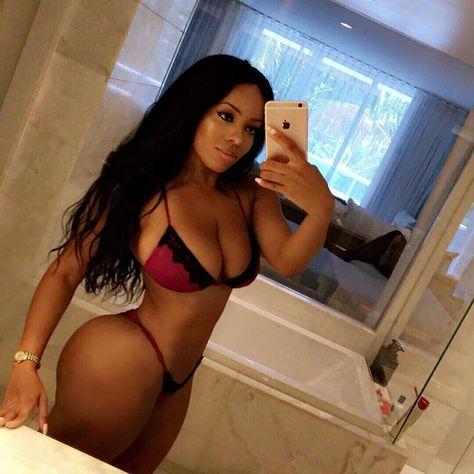 Perfect Ebony Teen Body