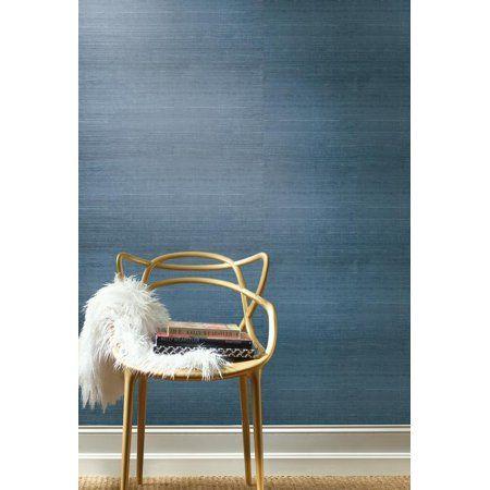 Tropics Sisal Wallpaper Walmart Com Grasscloth Wallpaper Wall Coverings Grass Wallpaper