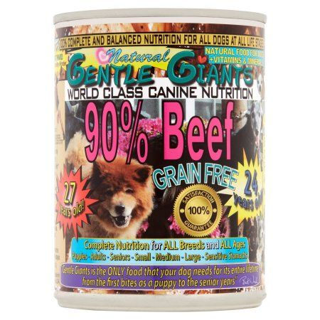 Pets Canned Dog Food Grain Free Dog Food Recipes