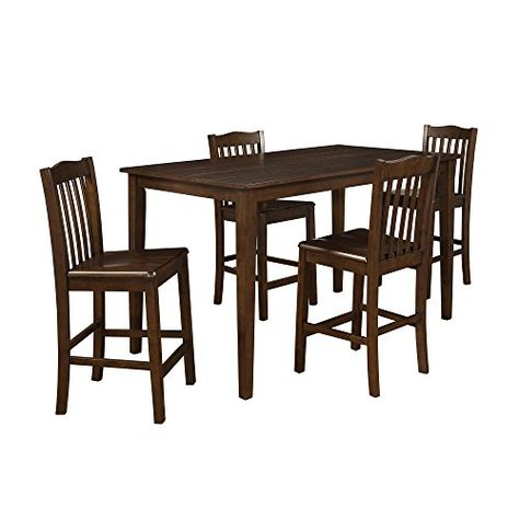 c5161f8f5e69afb29f5e7fbcda2b6593 - Better Homes And Gardens 5 Piece Counter Height Dining Set