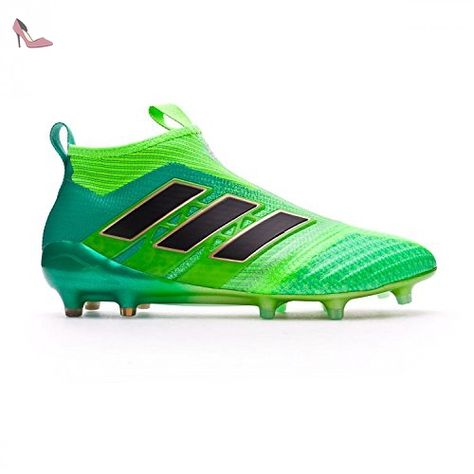 pretty cool great look low price sale Adidas Ace 17+ Pure Control FG - Crampons de Foot - Vert ...