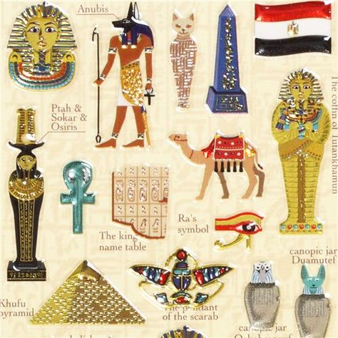 Sticker decal ancient egypt  egyptian macbook ra re god sun radiance papyrus