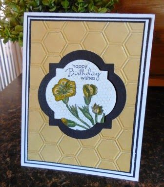 385 - Penny Tokens Stampin Spot - This is a CASE of a card by the talent- ed Kath Ricks for the Spring Fever Wacky Watercooler Blog Hop happening right now:  http://pennytokensstampinspot.blogspot.com/2015/02/wacky-watercooler-spring-fever-2015.html