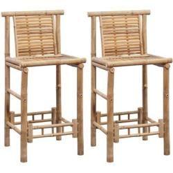 Barhocker Holz Ladenzeile De Mode Wohnen Barhocker Holz 70 Cm Barstuhl Set Brookwoodwayfair De B Bar Stools Bamboo Bar Outdoor Kitchen Bars