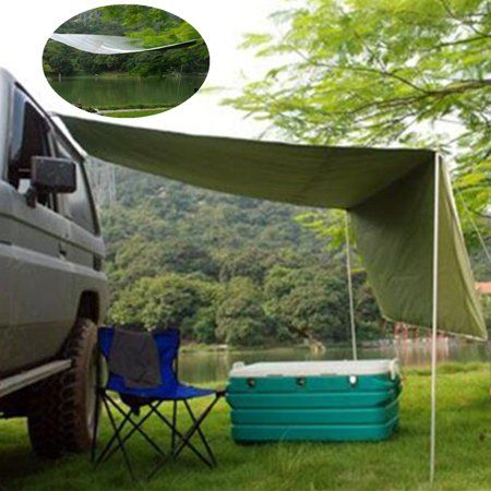 Ldpt 110 24 X 70 87 Car Side Awning Rooftop Tent Sun Shade Suv Outdoor Camping Travel Tent Car Tent Tent Awning Outdoor