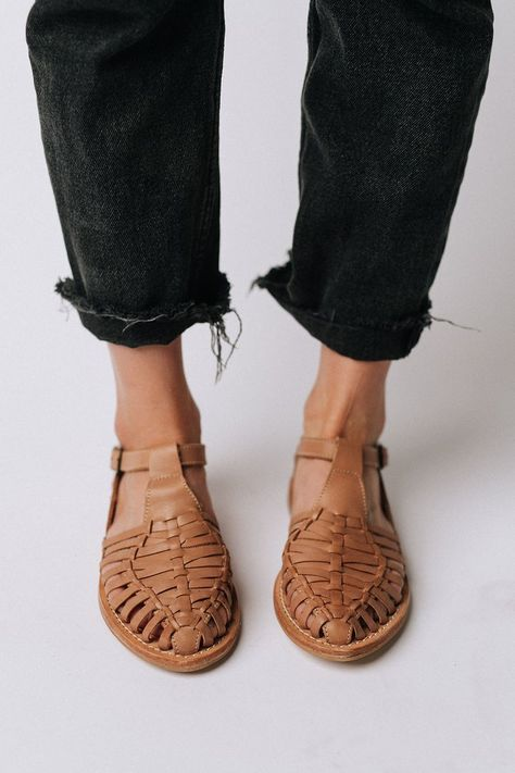 Details: Natural leather sandal with braided detail on top and buckle ankle stra. Details: Natural leather sandal with braided detail on top and buckle ankle strap. Color: Natural Material: Leather heel Fits true to size Women's Shoes, Shoes 2018, Cute Shoes, Me Too Shoes, Shoes Sneakers, Platform Shoes, Flat Shoes, Looks Party, Clad And Cloth