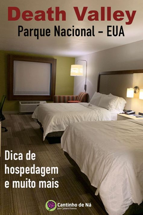 Review do hotel onde nos hospedamos quando fomos para Death Valley nos Estados Unidos e ainda guia e roteiro da viagem. #viagens #viajar