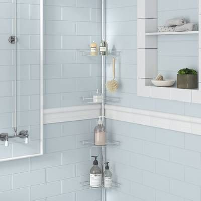 Oxo Good Grips Shower Caddy Reviews Wayfair Corner Shower