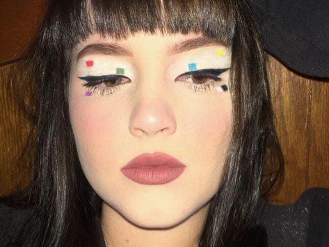 Abiior By The 1975 Album Cover Makeup Look The 1975 Makeup