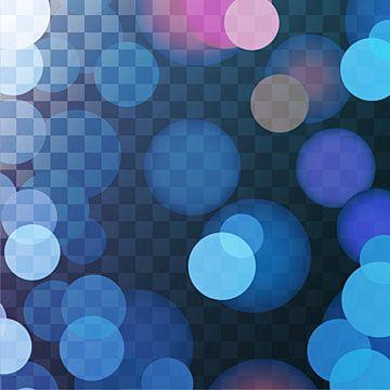 Transparent Blue Light Effect Bokeh Background Bokeh Background Light Png And Vector With Transparent Background For Free Download Bokeh Background Blue Background Images Light Background Images