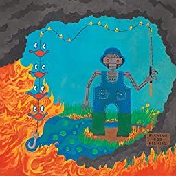 Fishing For Fishies By King Gizzard The Lizard Wizard On Amazon Music Unlimited Album Cover Art Album Art Green Man Festival