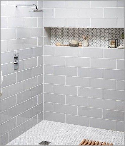 Light Gray Subway Tile Shower Modern Looks 25 Best Ideas About