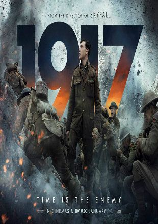 1917 2019 Hdrip 720p Dual Audio In Hindi English In 2020 New Movie Posters War Movies Movie Posters