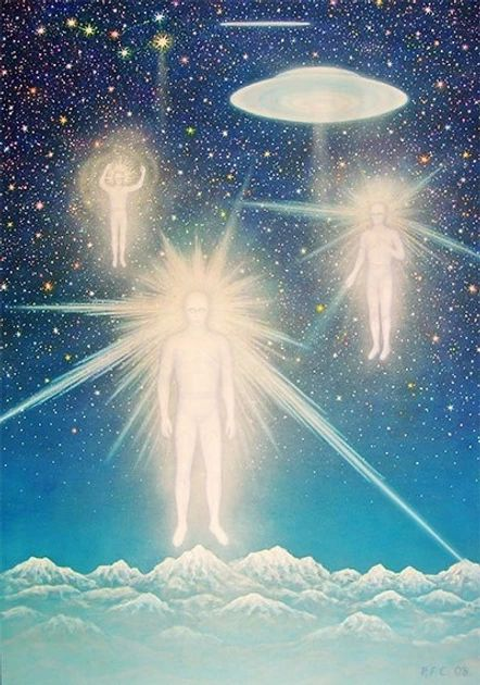UFO Sightings, Mysterious Flying Objects That Cannot Be Explained By Science, far too many people have witnessed strange phenomenon in the skies all ove rthe world from airline pilots to police officers. Aliens And Ufos, Ancient Aliens, Psychedelic Art, Templer, Alien Art, Mystique, Visionary Art, Retro Futurism, Atlantis