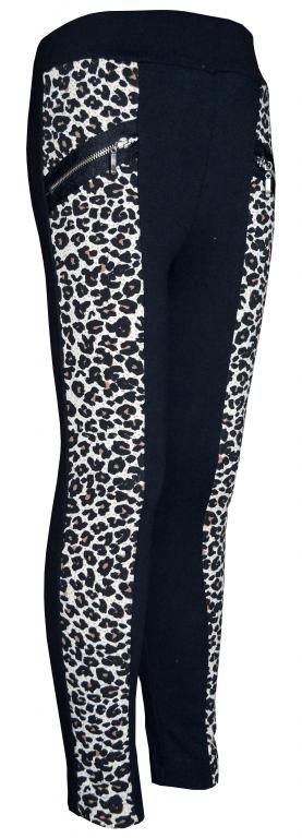 Legginsy Spodnie Panterka 128 Polsa 5136314332 Oficjalne Archiwum Allegro Fashion Legging Pants