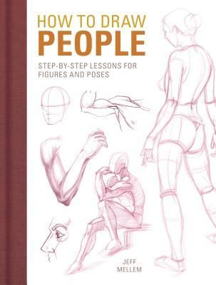 Pdf Download How To Draw People Step By Step Lessons For Figures