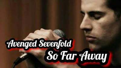 Original Chord Version So Far Away Avenged Sevenfold Kunci Lagu Lyrics Em Never Feard From Anytin Guitar Chords How Do I Live Avenged Sevenfold