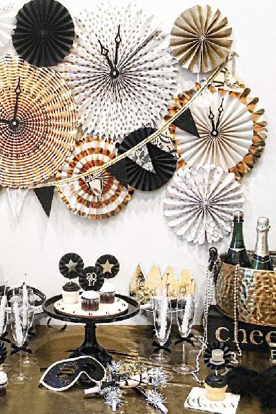 New Year S Eve Party Theme Ideas New Years Party Themes New Year S Eve Party Themes New Years Eve Party