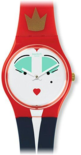 Swatch's New Line Of Watches Literally Put A Fairytale On Your Wrist