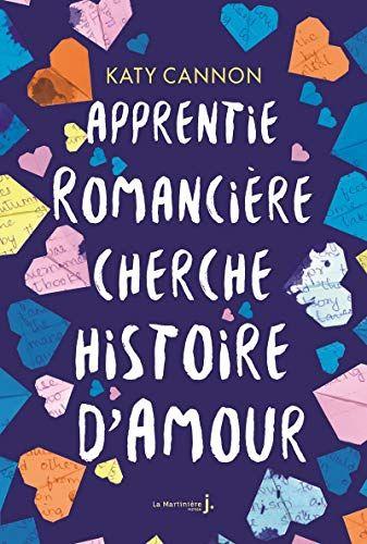 Nouveau Livre Pour Ados Apprentie Romanciere Cherche