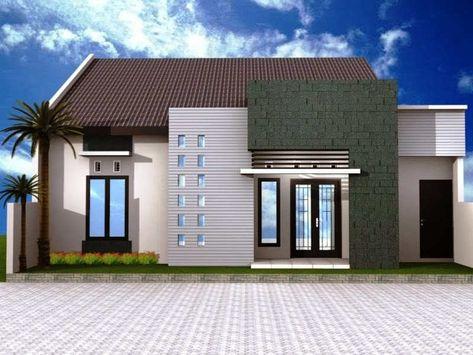 pin on desain rumah minimalis sederhana 1 lantai & 2 lantai