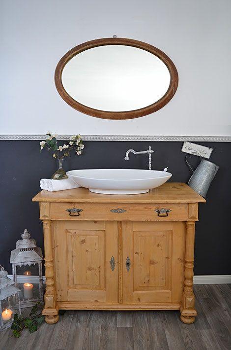 Reserviert Tionesta Antiker Waschtisch Von Badmobel Landhaus