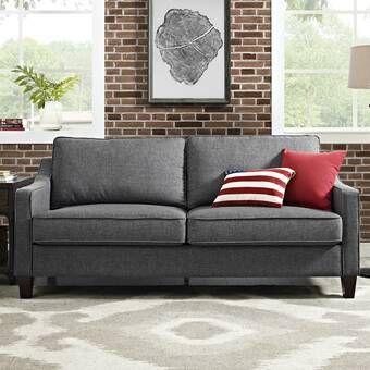 Joy Sleeper Reviews Allmodern Love Seat Modern Furniture Living Room Furniture