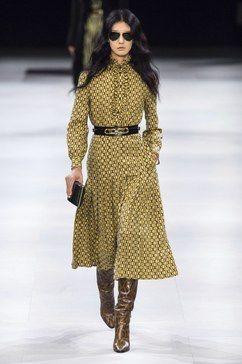 Celine Fall 2019 Ready-to-Wear Fashion Show Collection: See the complete Celine Fall 2019 Ready-to-Wear collection. Look 47