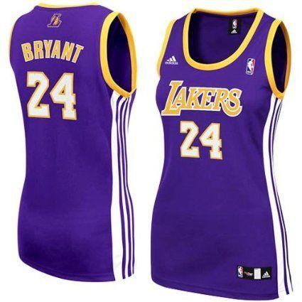 Kobe Bryant Purple adidas Revolution 30 Replica Los Angeles Lakers ...
