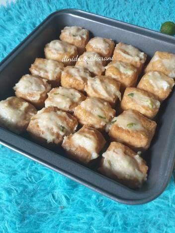 Resep Tahu Bakso Ayam Oleh Dini Dwi Maharani Resep Resep Tahu Makanan Enak Makanan