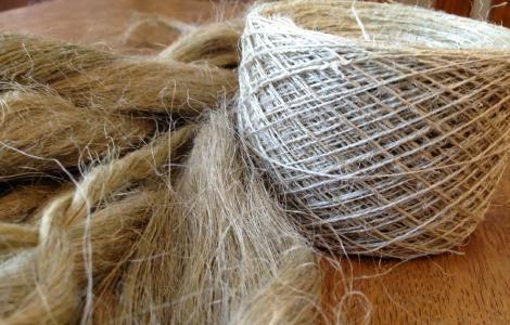 Flax Fibre Linen Yarn Spinning Yarn Flax Fiber