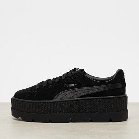 Puma Cleated Creeper Suede x Fenty by Rihanna black | Schuhe