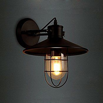 Jinguo Lighting Birdcage Wall Sconce Wall Lights Lamp In Vintage