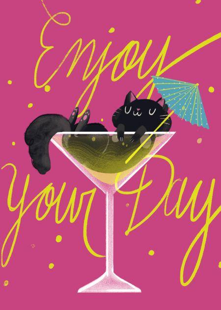 этап широкомасштабных открытка коктейль с днем рождения свадьба жизни