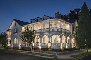 Mediterranean Style House Plan 4 Beds 4 5 Baths 4030 Sq Ft Plan 930 473 Eplans Com Charleston House Plans Mediterranean Style House Plans House Plans