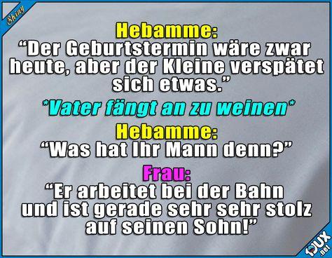 Könnte nicht stolzer sein! #DeutscheBahn #Bahn #DB #lustigeBilder #Humor #Witze #GutenMorgen
