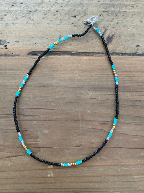 Beaded Necklace Patterns, Beaded Jewelry Designs, Handmade Beaded Jewelry, Beaded Choker, Necklace Designs, Country Jewelry, Western Jewelry, Ear Jewelry, Jewelry Making