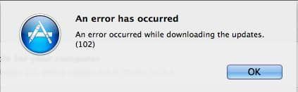 How To Fix Mac Error 102 Can T Update Macbook Pro Error 102 Mac Update How To Uninstall Mac