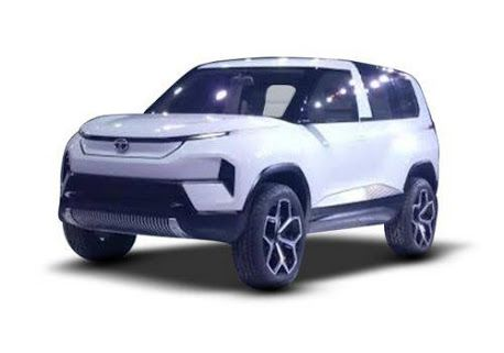 All New Tata Sierra Concept Details Officially Revealed In 2020
