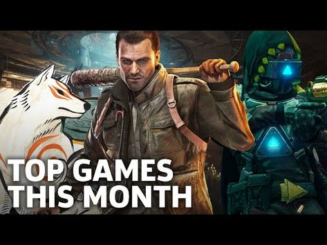 New Releases - Top Games Out This Month - December