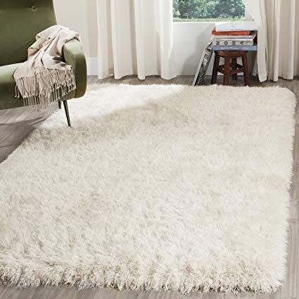 Safavieh Sg256p 6 Area Rug 6 X 9 Pearl Polyester Rugs Cool Rugs Area Rugs
