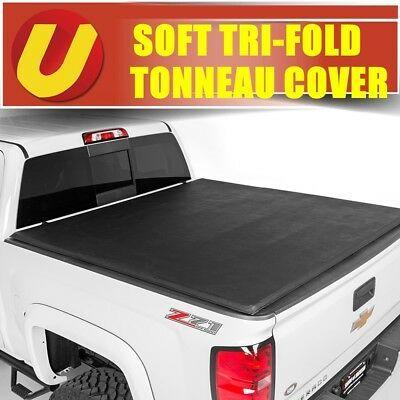 Sponsored Ebay For 2014 2019 Toyota Tundra 8ft 96 In Bed Vinyl Soft Lock Tri Fold Tonneau Cover In 2020 Tri Fold Tonneau Cover Tonneau Cover Tonno Cover