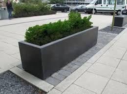 Image Result For Concrete Planter Wall Beton Pflanzer Grosse Pflanzgefasse Garten Pflanzen