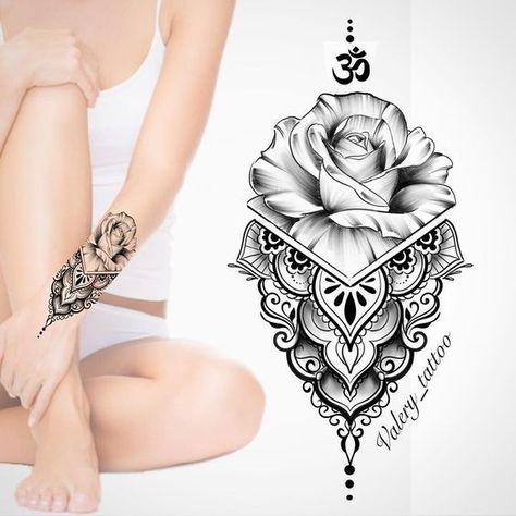 Männer coole tattoos 50 Badass