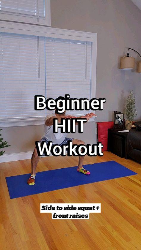 Beginner HIIT Workout