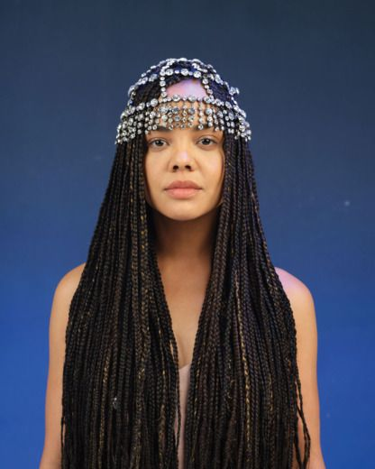 d4dee02dffd Tessa Thompson Knows People Can't Stop Thinking About Her … | The ...