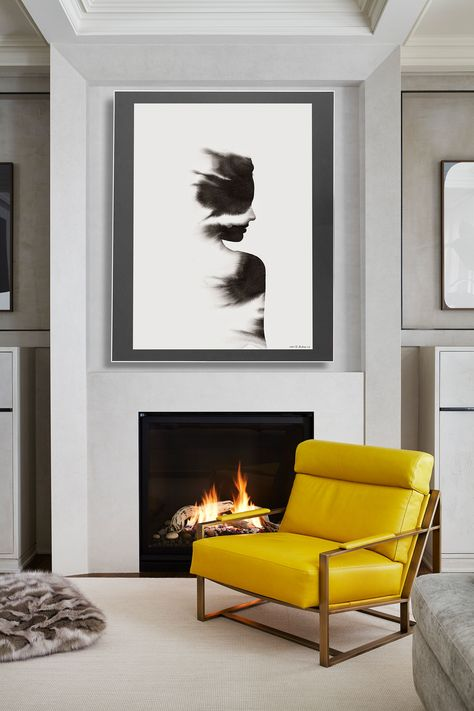 Rosemary Contemporary Fireplace Designs Contemporary Fireplace Decor Contemporary Fireplace