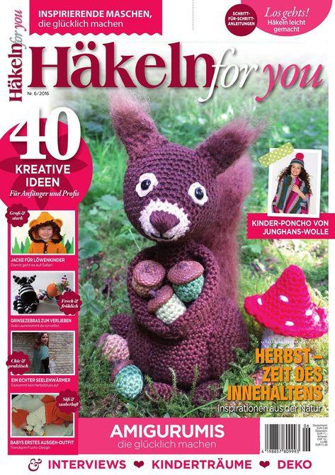 Häkeln For You 62016 Handmade Crochetknit Baby Pinterest